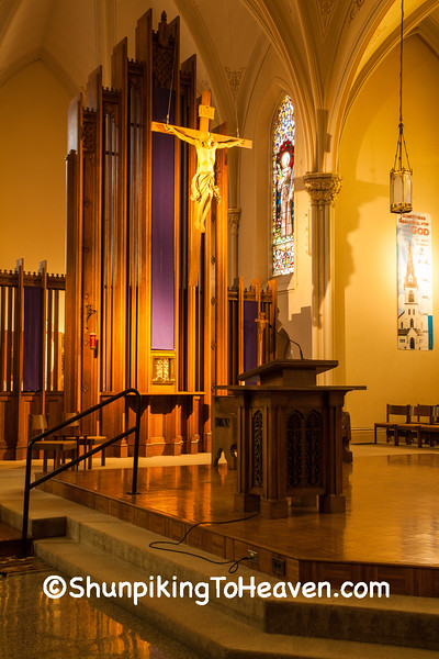 St. Joseph's Catholic Church, Appleton, Wisconsin