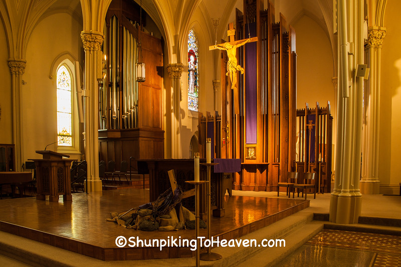 St. Joseph's Catholic Church, Appleton, Wisconsin