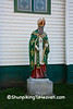 Statue of St. Patrick, Seneca, Wisconsin