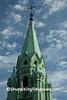 Steeple of Holy Hill  Basilica, Washington County, Wisconsin
