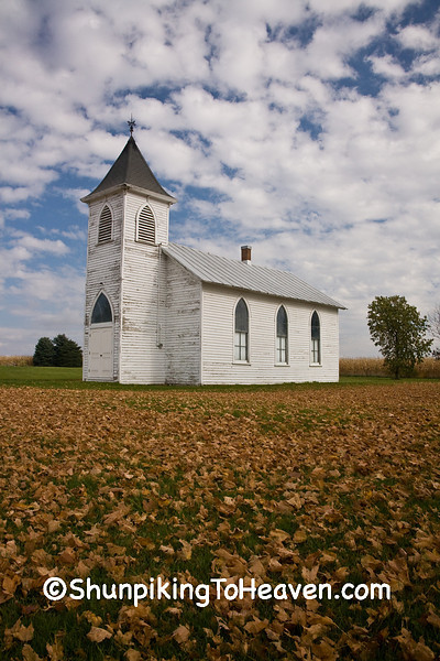 St. Peter's Lutheran Church, Houston County, Minnesota