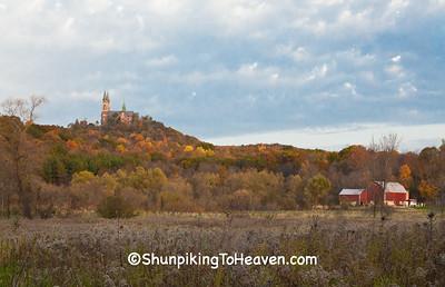 Holy Hill  Basilica, Washington County, Wisconsin