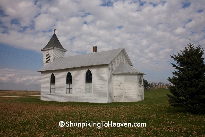 St. Peter's Lutheran Church, Houston County, Minnesota