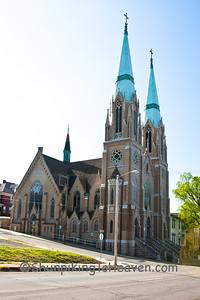 Twin Spires Museum, St. Joseph, Missouri