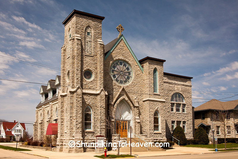 St. Mark's Evangelical Lutheran Church, Polo, Illinois