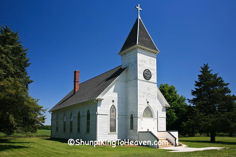 St. Malachy's Church, Muscatine County, Iowa