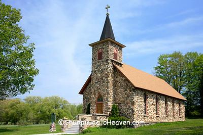 St. John Nepomucene Catholic Church, Antrim County, Michigan