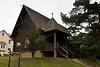 The Log Church, Coleraine, Minnesota