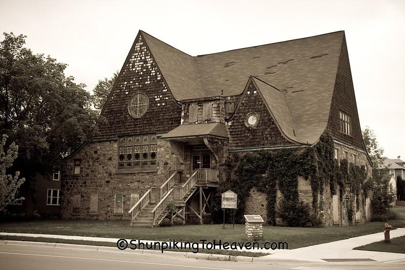 The Methodist Episcopal Church, Coleraine, Itasca County, Minnesota