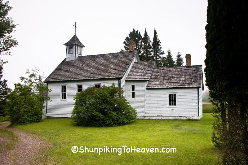 St Francis Xavier Church, Cook County, Minnesota