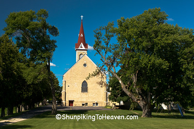 St. Joseph's Catholic Church, East Bristol, Wisconsin