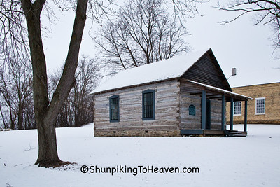 Mamre Moravian Church, Pioneer Aztalan, Jefferson County, Wisconsin