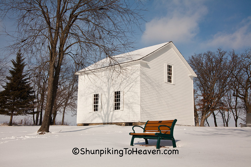 Hauge Log Church, Dane County, Wisconsin