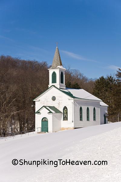 St. Malachy's Catholic Church, Iowa County, Wisconsin
