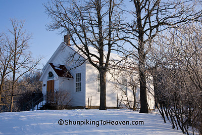 Hyde Chapel, Iowa County, Wisconsin