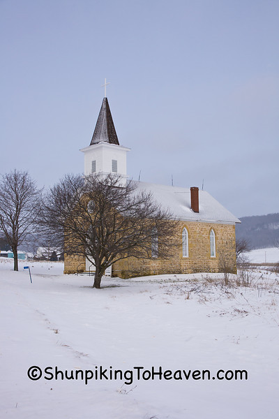 Our Lady of Loretto Church, Sauk County, Wisconsin
