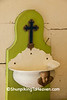 Holy Water Font, The Island Church, Jefferson County, Wisconsin