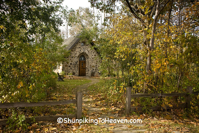 All Saints Chapel, Sheboygan County, Wisconsin