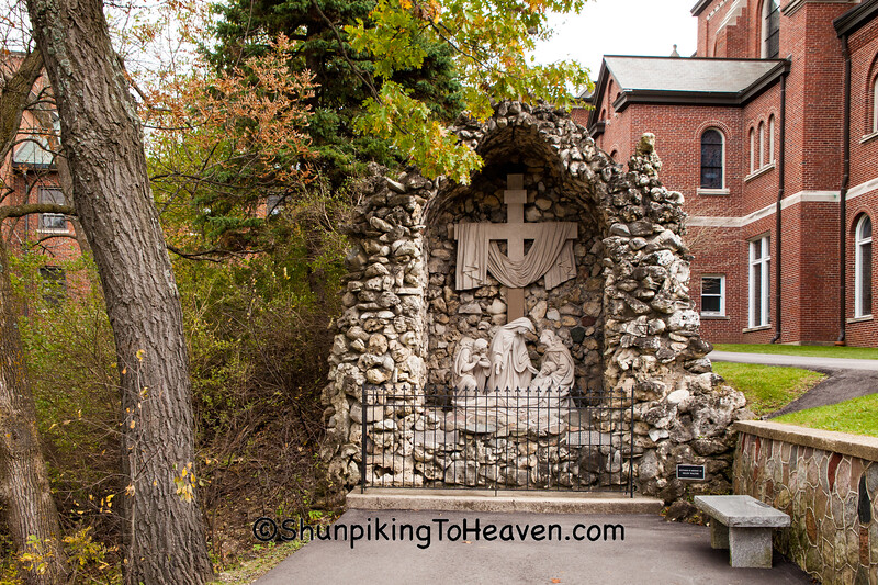 Station of the Cross, Holy Hill, Wisconsin