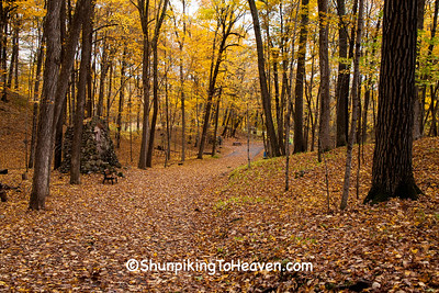 Way of the Cross Trail, Holy Hill, Wisconsin