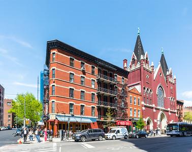 Christopher & Washington Street