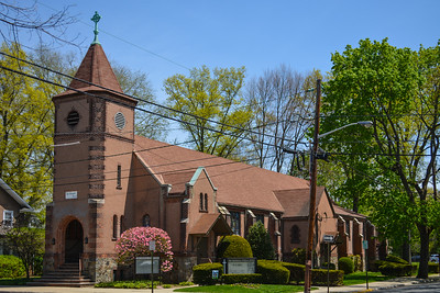 Zion Lutheran Church in Westwood