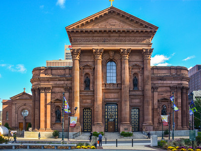 Cathedral Basilica of Saint Peter & Paul