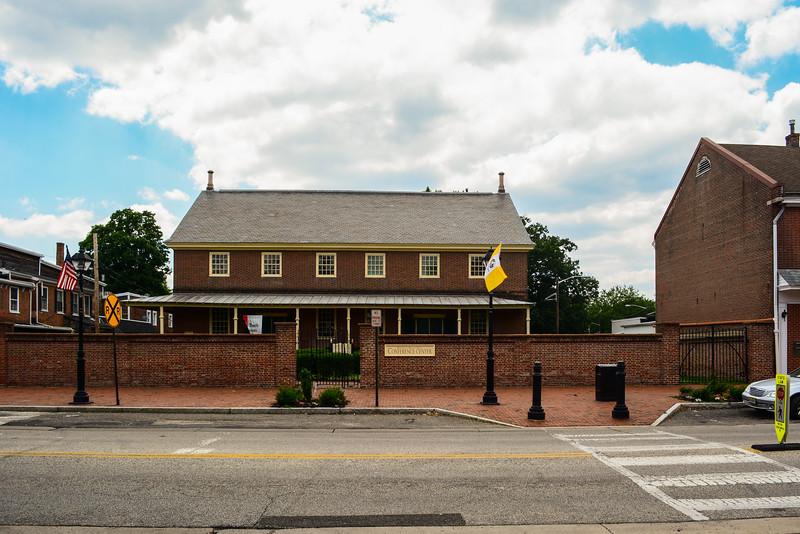Burlington Meeting House