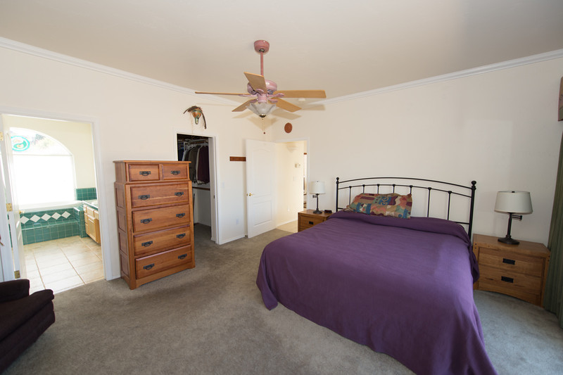 Upstairs bedroom. .