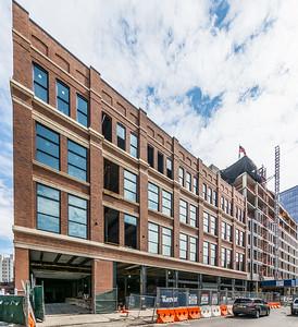 Hanhes Building Renovation