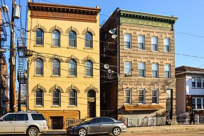 2 Apartment Buildings on East Kinney Street