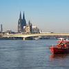 Deutzer Brücke, Köln