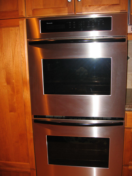 Dual convection ovens. They convect.
