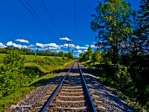 Tracks to somewhere