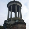 January 2011. The Burns Monument, Alloway.