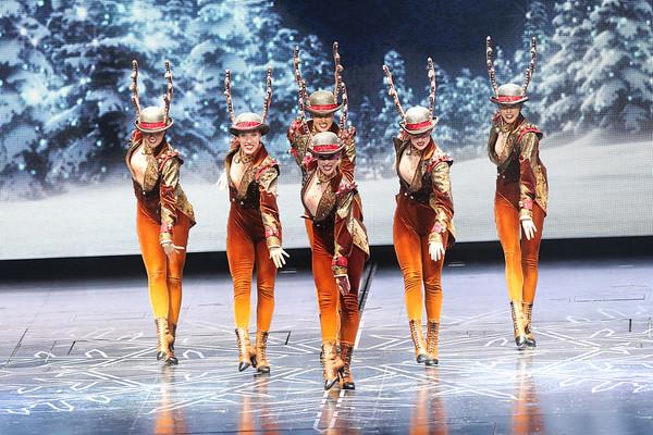 Rockettes 2010
