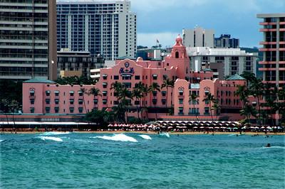 Pink Palace, Royal Hawai'ian