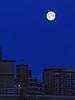 B. (f 8.0, 1/60s (-2.0), 300 mm f4.0 L)<br /> <br /> Terrace at daybreak 04h59<br /> Full moon setting<br /> April 16, 2014