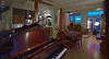 Condo living room<br /> evening rain<br /> April 14, 2014