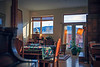 Living room, afternoon sun<br /> 16h30, April 14, 2014