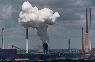 Schwerindustrie unter Dampf 4