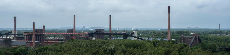 Ehemaliges Betriebsgelände Zeche Zollverein