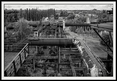 Renaturierung von Schwerindustrie