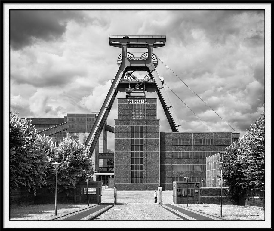 Die Zeche Zollverein
