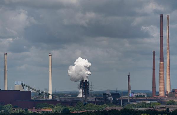 Schwerindustrie unter Dampf 1