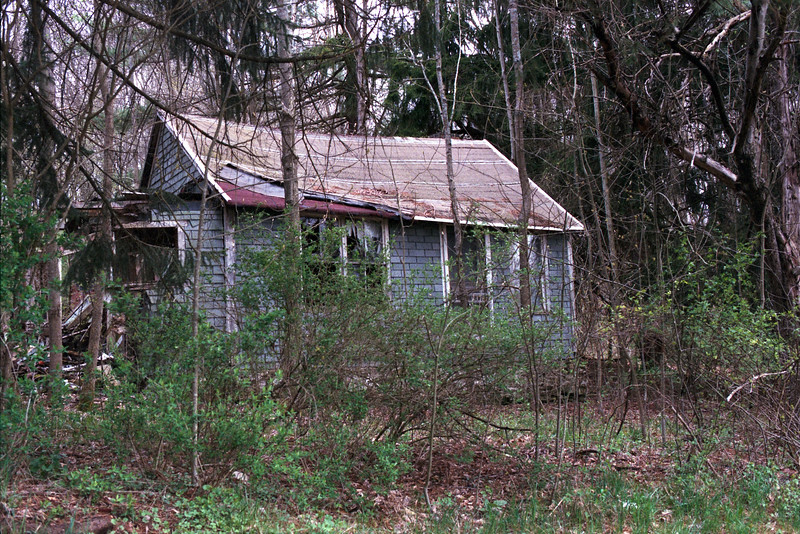 House on Poormanside Road