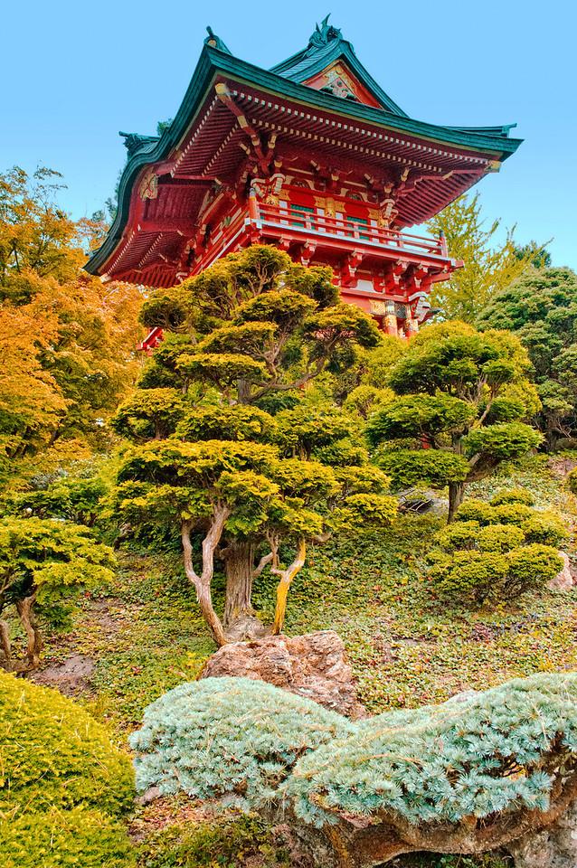 Acient Japanese House