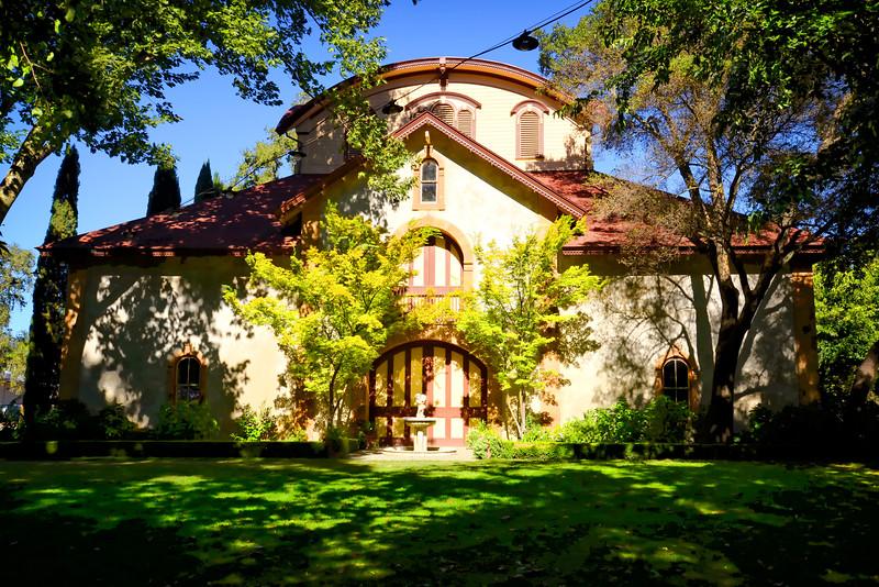Carridge House , Charles Krug Winery Napa