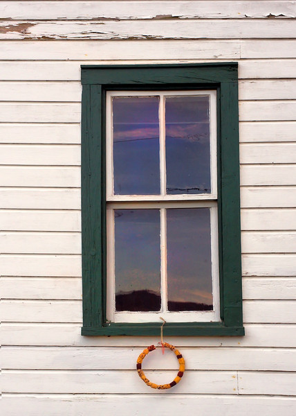 Historic Round Barn, Biglerville, PA<br /> Window details