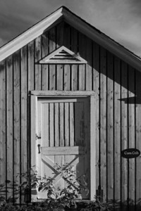 Caumsett State Park Corn Crib